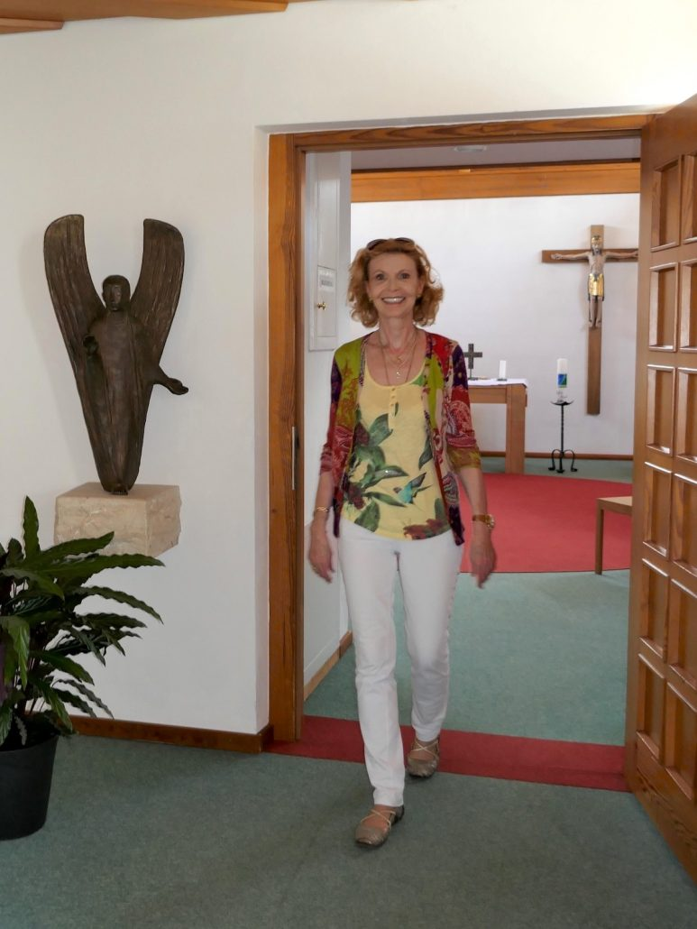 Schauspielerin Jutta Kammann