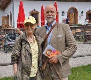Peter Barbian und Frau Kammann